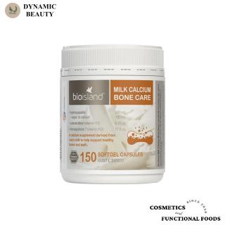 [Hàng chuẩn Úc] Viên sữa bổ sung canxi Bioisland milk calcium bone care 150 viên của Úc thumbnail