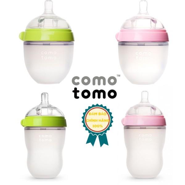 Bình Sữa Comotomo Chính Hãng Dung Tích 150ml / 250ml ( Đủ size từ 0 - 5 tuổi )