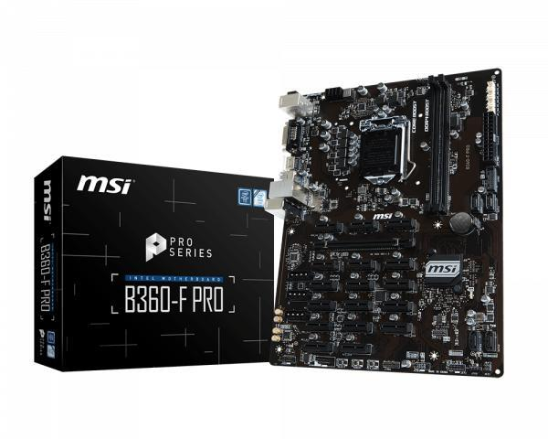 Bảng giá Bo mạch Mainboard MSI B360- F PRO Phong Vũ
