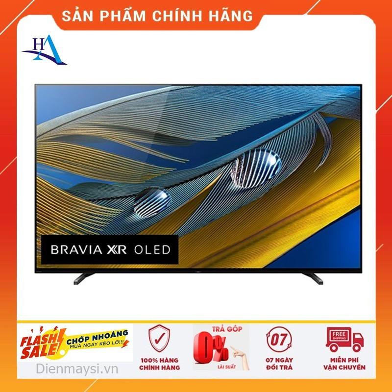 Bảng giá [HCM]Android Tivi OLED Sony 4K 55 inch XR-55A80J (Miễn phí giao tại HCM-ngoài tỉnh liên hệ shop)
