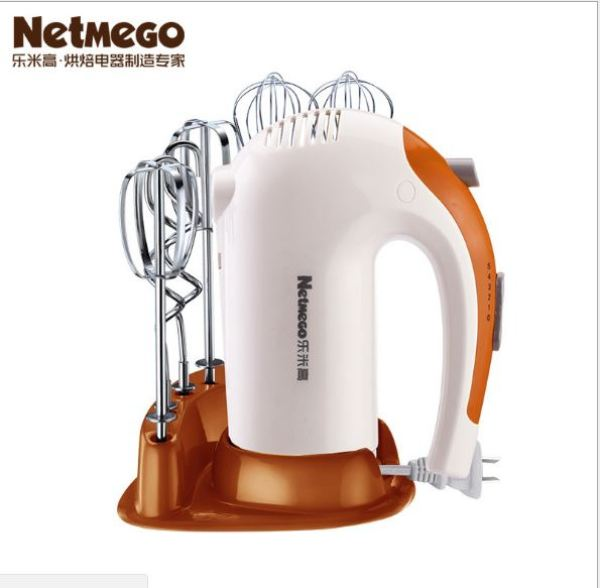 Máy Đánh Trứng Cầm Tay Netmego 300w