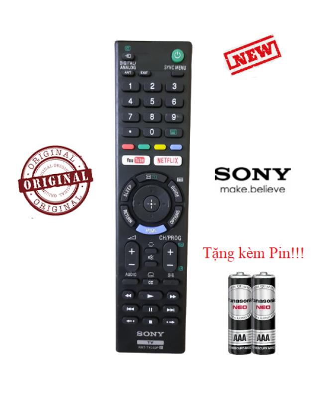 Bảng giá Điều khiển Tivi Sony RMT-TX300P - Hàng mới chính hãng 100% Tặng kèm pin