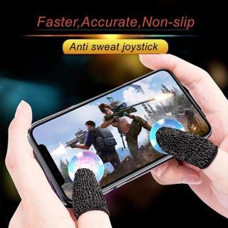 Bao tay chơi game Liên Quân, PUBG,... tiện lợi, thiết kế mỏng thoáng khí - Găng tay chơi game chống trơn trượt, cảm ứng siêu nhạy thumbnail