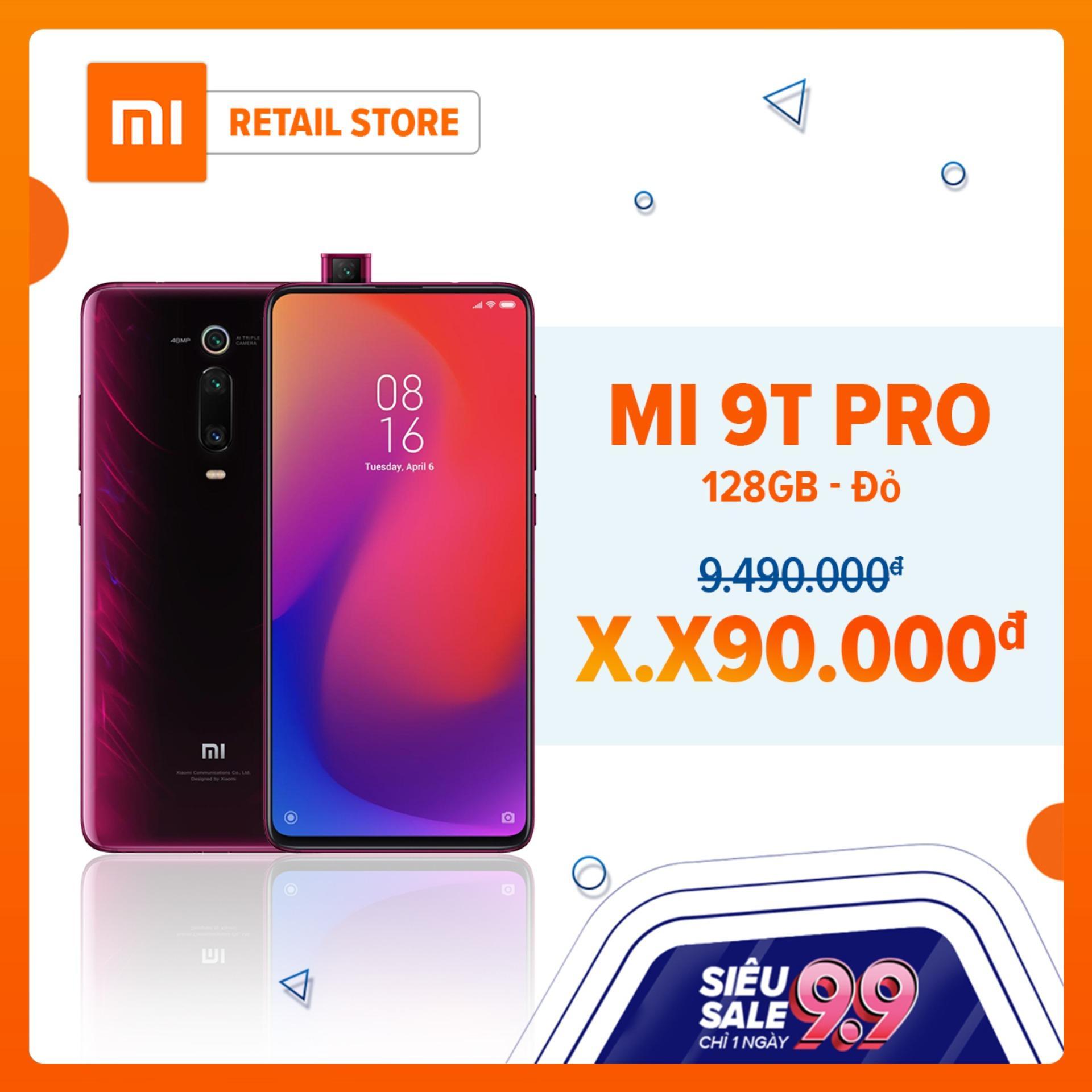 [Độc quyền sale 99] Điện Thoại Xiaomi Mi9T Pro (6GB/128GB)...