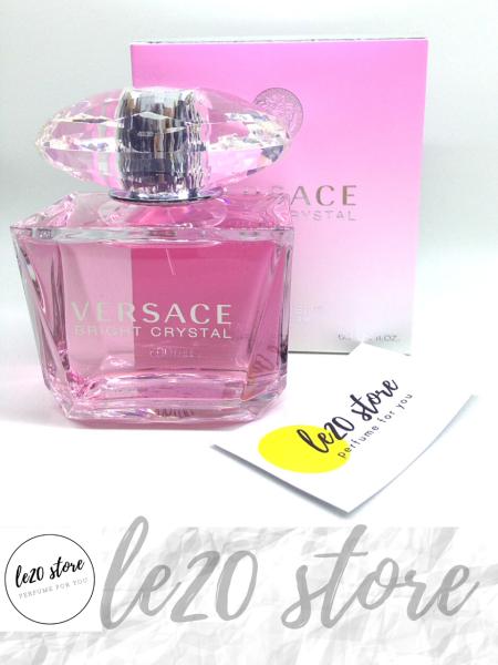 [ Mẫu thử 10ml,20ml ] Nước hoa pháp chính hãng Versace Bright Crystal - nước hoa nữ thơm lâu - nước hoa mini - nuoc hoa versace