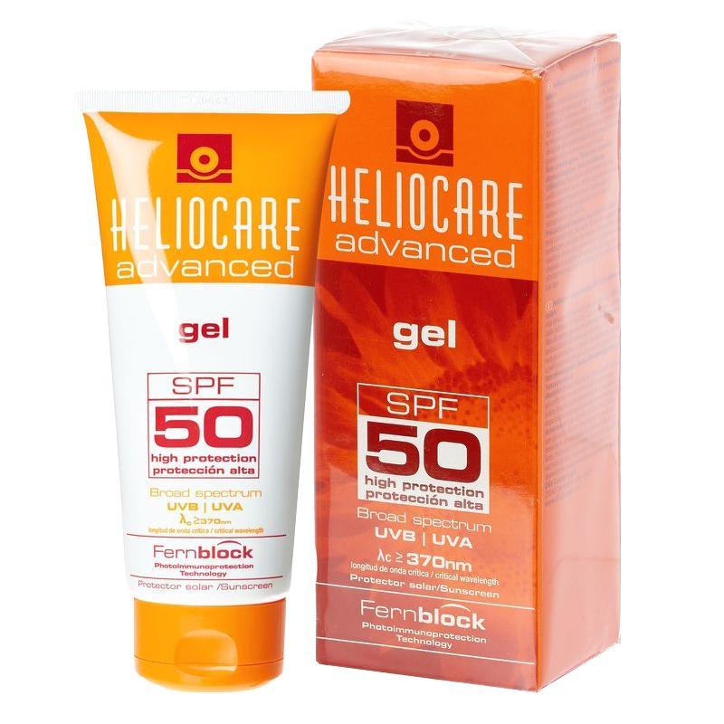 Kem chống nắng dạng gel Heliocare Gel SPF50 nhập khẩu