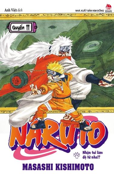Fahasa - Naruto - Tập 11