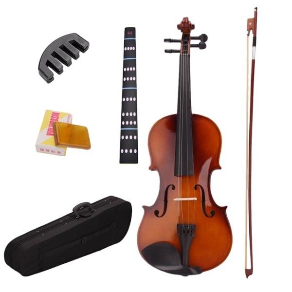 Bộ Đàn Violin ShangHai11593, Size 4/4 - FULL Phụ Kiện