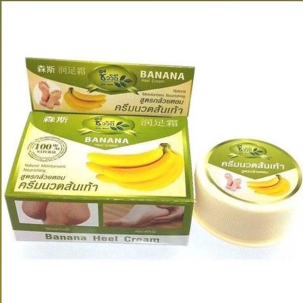 🌈🌈 Gót chân chuối banana 🌈🌈