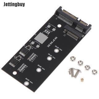 Jettingbuy B + M Key M.2 Ngff Ssd Để M.2 Sata 3 Raiser M.2 Để Sata Adapter Mở Rộng Thẻ thumbnail