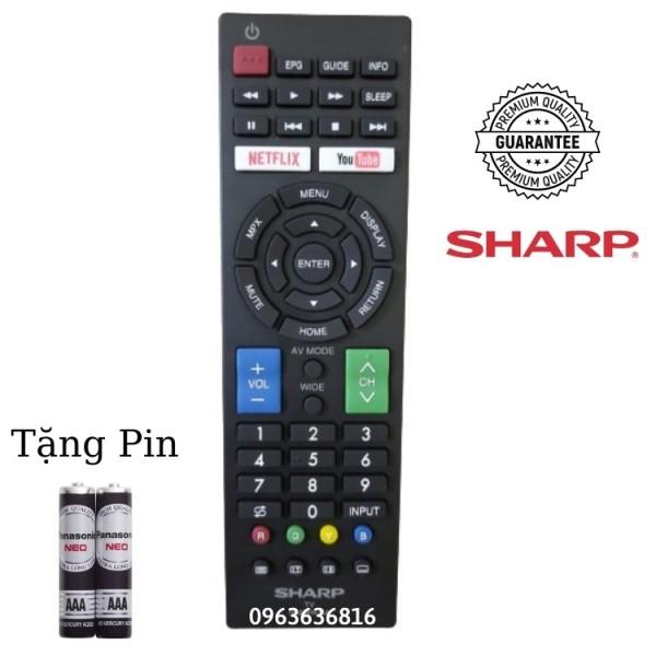 Bảng giá Điều khiển tivi Sharp GB234WJSA - CHÍNH HÃNG