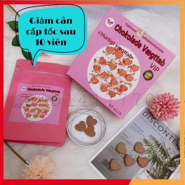 Kẹo Sô-cô-la Giảm Cân Đan Mạch CHÍNH HÃNG