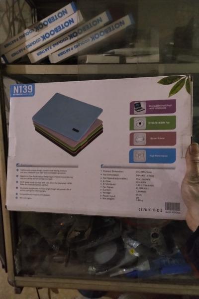 Bảng giá Đế tản nhiệt laptop N139 Phong Vũ
