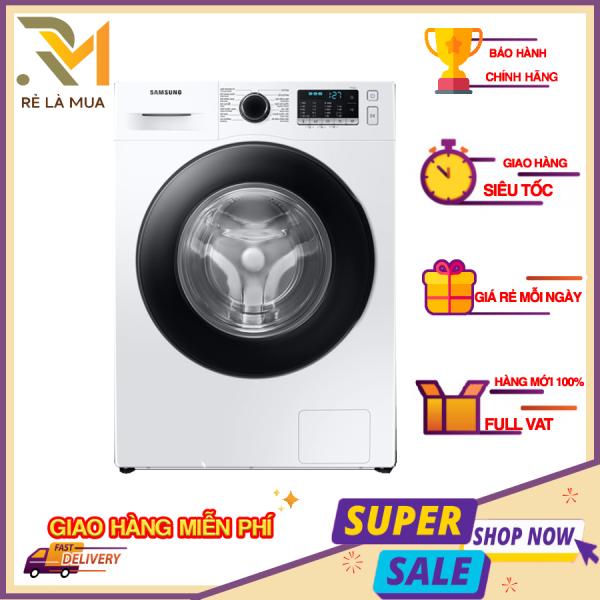 [Trả góp 0%]Máy giặt Samsung Inverter 10kg WW10TA046AE/SV - Giặt hơi nước Hygiene Steam Truyền động gián tiếp VRT Plus ™ giảm rung ồn đến 30% chính hãng