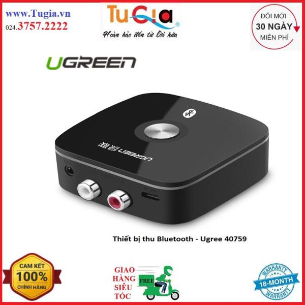 Bảng giá Bộ thu Bluetooth 4.2 cho Loa Và Amply cao cấp Ugreen 40759 - Hàng chính hãng Phong Vũ