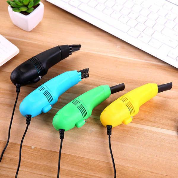 Máy hút bụi mini đầu cắm USB FD-368 (Màu ngẫu nhiên)