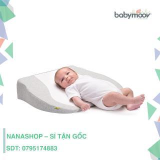 (Sỉ) Gối chống trào ngược cho bé BABYMOOV thumbnail