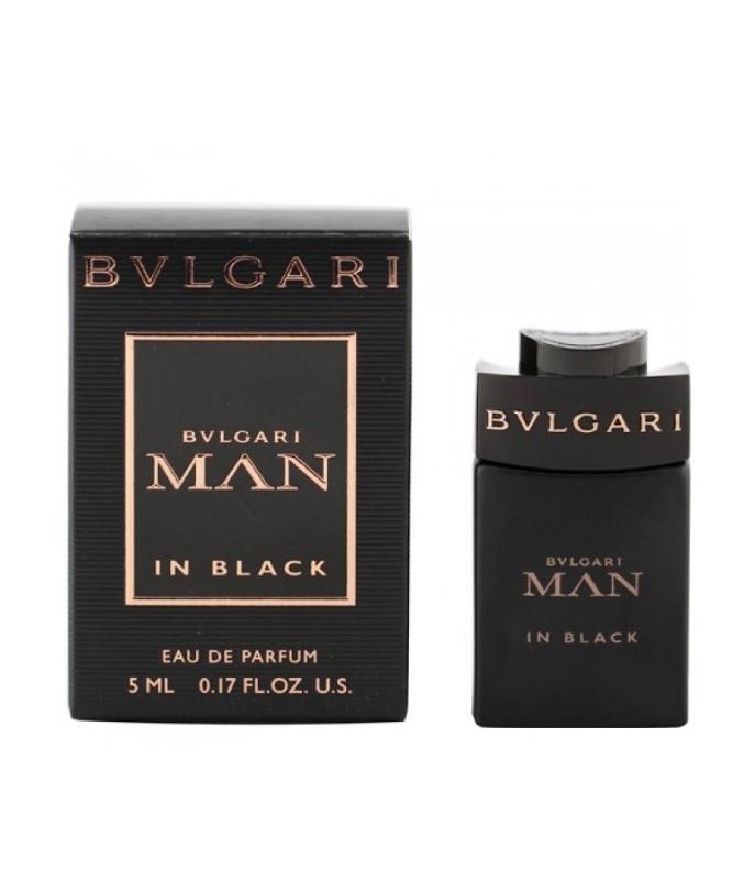 Nước hoa nam Bvlgari Man in Black 5ml