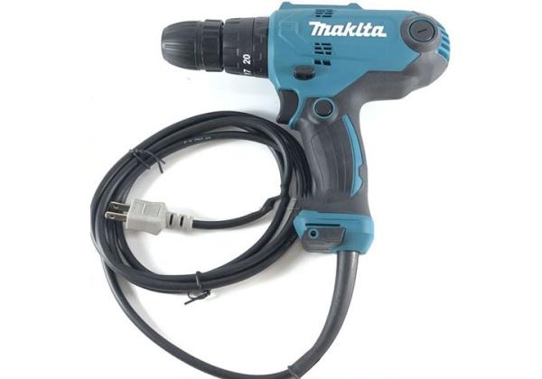 Máy khoan búa và vặn vít(10mm) Makita HP0300