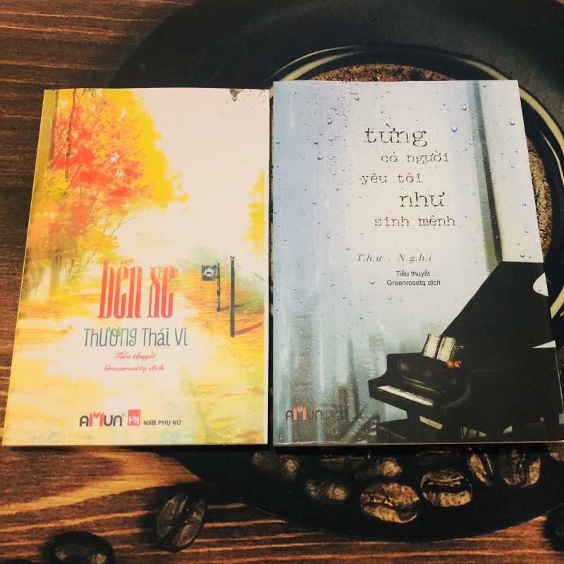 Mua Combo 2 sách: Bến Xe - Từng Có Một Người Yêu Tôi Như Sinh Mệnh