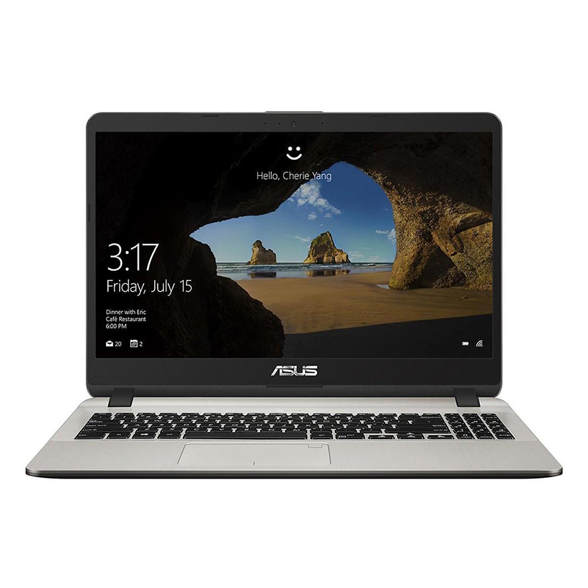 Laptop Asus Vivobook X507UF-EJ077T Core i5-8250U/Win10 (15.6 inch) (Gold)