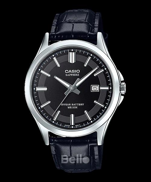 Đồng hồ Casio Nam MTS-100L-1A bảo hành chính hãng 1 năm - Pin trọn đời