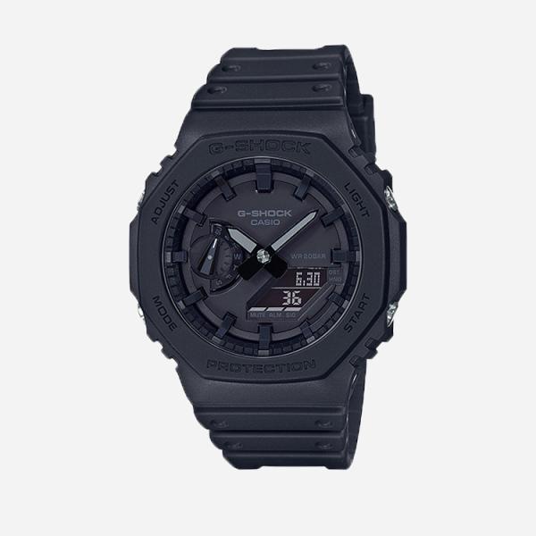 Đồng hồ casio nam G-SHOCK GA-2100-1A1 full đen bán chạy