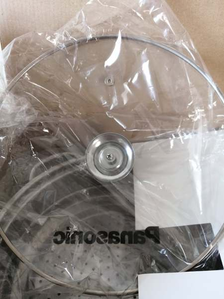 NỒI HẤP INOX (Quà tặng từ Panasonic)