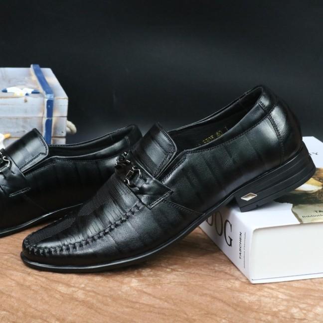 Giày Tây Nam Da Bò Cao Cấp Cực Đẹp (Gt99-De) giá rẻ