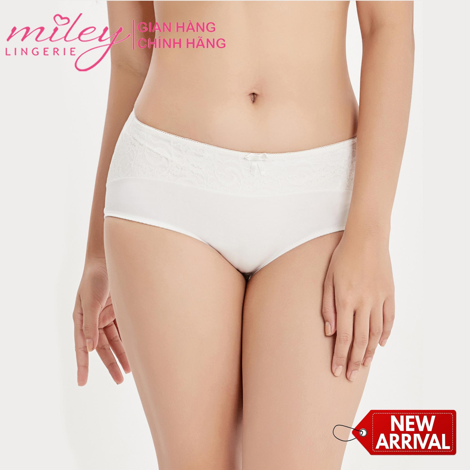 Quần Lót Cotton Lưng Cao Miley Lingerie FCM0201 Giảm Cực Khủng