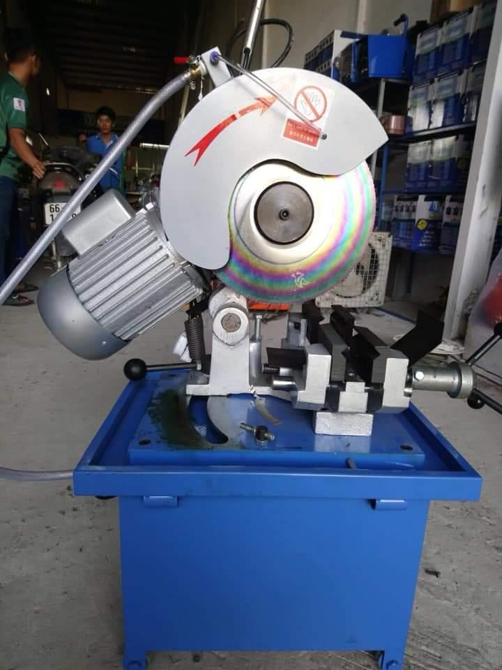 Máy cắt kĩ thuật- máy cắt không bavia- máy cắt JZ275