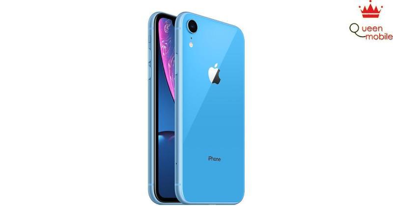 Điện Thoại Iphone XR 128GB - Hàng Nhập Khẩu  (Màu Xanh)