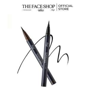 Bút Kẻ Viền Mắt Lâu Trôi TheFaceShop Ink Proof Marker Pen Liner 0.6g thumbnail