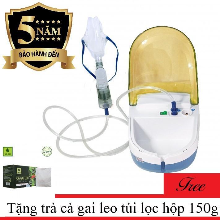 Máy xông khí dung Dotha Hibaby Health Care Nebulizer tặng Trà túi lọc cà gai leo hộp 150g TBYT H-Care (Hà Nội)