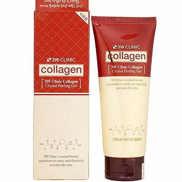 Tẩy tế bào chết Collagen 3W cao cấp