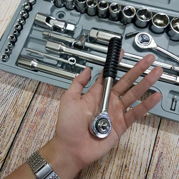 Bộ dụng cụ sửa chữa 52 chi tiết century