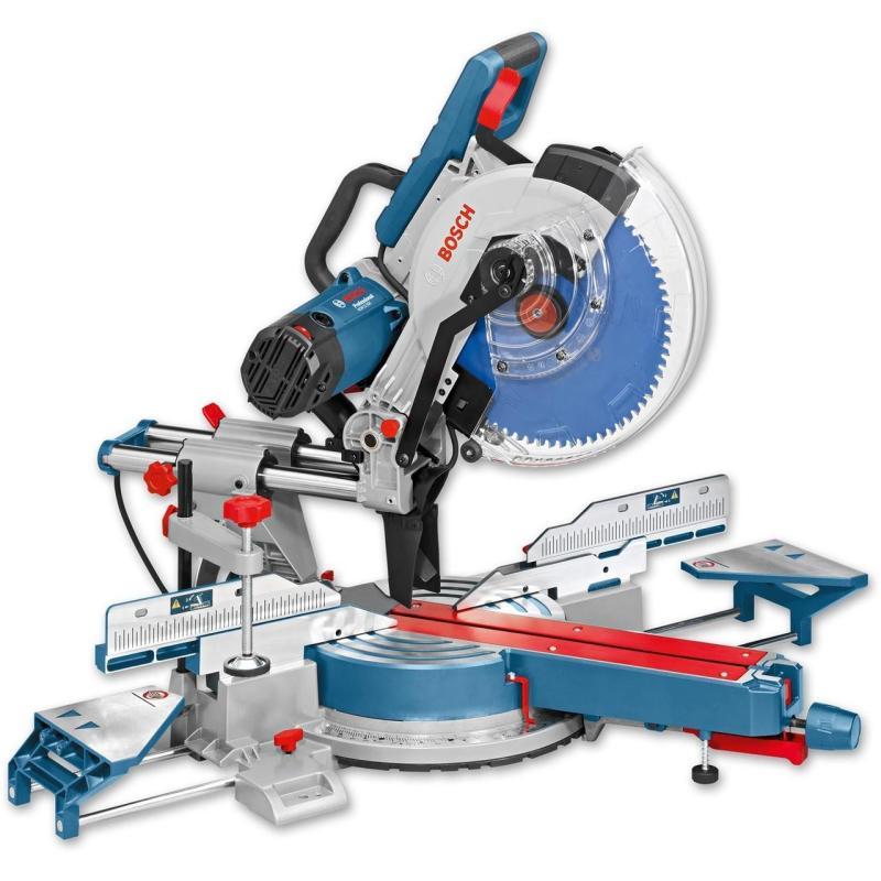 Máy cắt nhôm gỗ đa năng 1800W Bosch GCM 12SDE