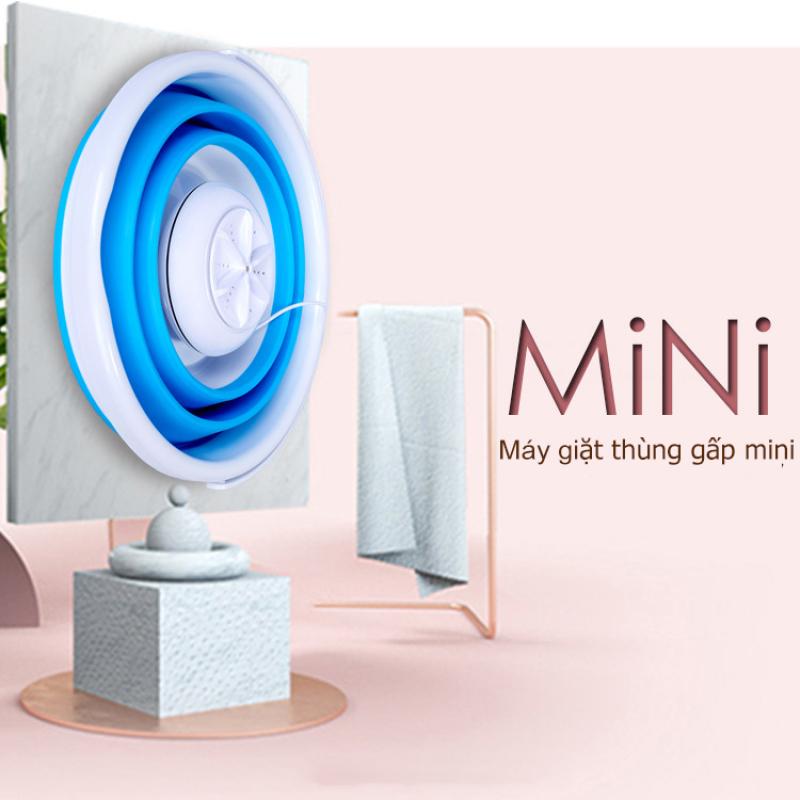 Bảng giá Thùng giặt máy giặt mini có thể gấp gọn tua bin xoáy tiếng ồn thấp máy giặt cỡ nhỏ mini Our shopping home Điện máy Pico