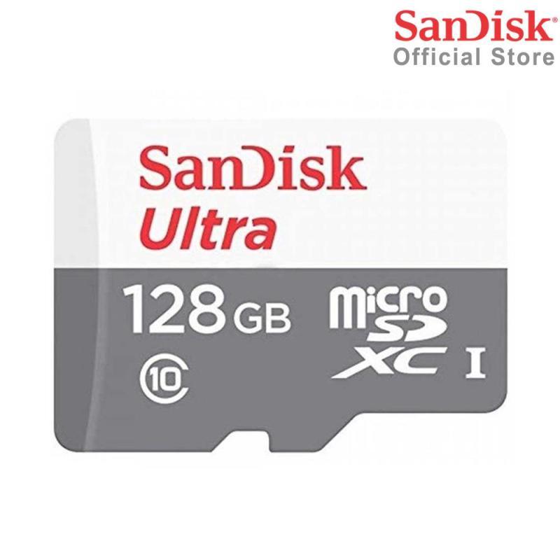 Thẻ Nhớ MicroSDXC SanDisk Ultra 128GB 533x 80MB/s SDSQUNS-128G-GN6MN