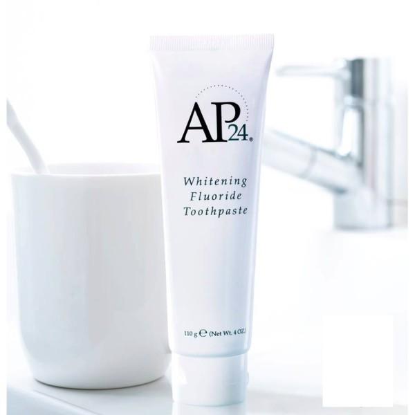 Kem Đánh Răng AP 24 Anti-Plaque Flouride Mouthwash Chính Hãng USA