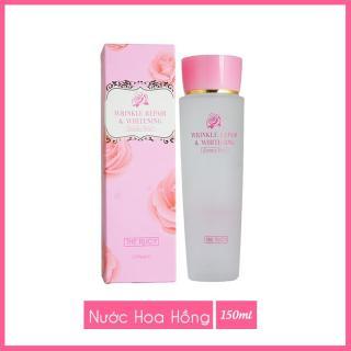 [Hàn Quốc]Nước hoa hồng dưỡng trắng The Rucy Wrinkle Repair & Whitening Essence Toner 150ml LKshop thumbnail