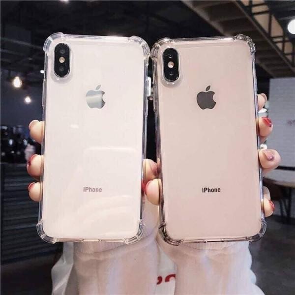 Giá Ốp Dẻo Chống Sốc cao cấp iPhone 6 / 6s / 6 Plus / 6S Plus / 7 / 8 / 7Plus / 8 Plus / X / Xs / Xs Max / 11 / 11 Pro / 11 Pro Max -Phụ kiện điện thoại HOT