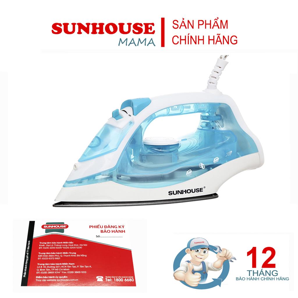 Bàn là hơi Sunhouse SHD2065