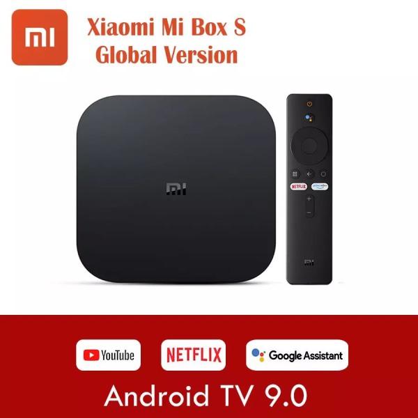 Bảng giá [QUỐC TẾ - TIẾNG VIỆT] Android tivi box Xiaomi Mibox S 4K CPU 4X 2GB8GB Wifi Bluetooth 4.2 Quốc tế Tiếng Việt CHÍNH HÃNG XIAOMI - Mistore Việt Nam