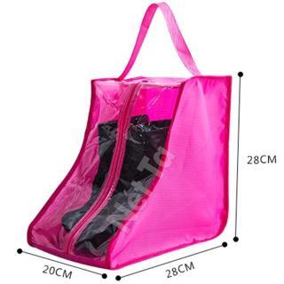 [HCM]Túi đựng giày cổ cao có khóa kéo và quai đeo tiện lợi chuyên dùng đựng giày boot giày cổ cao... thumbnail