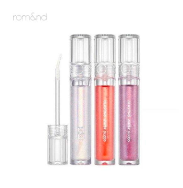 Son Bóng Cho Đôi Môi Căng Mọng Romand Glasting Water Gloss 4.5g giá rẻ