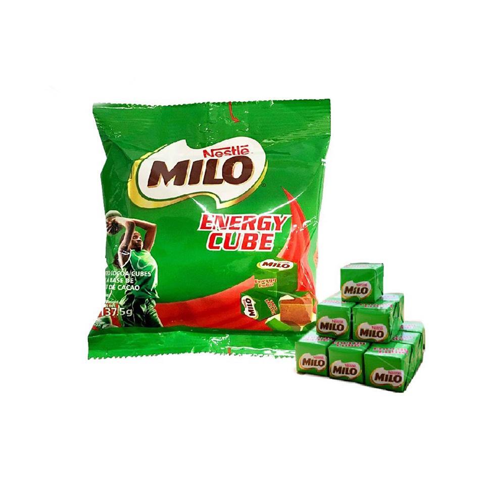 Kẹo Milo Cube túi 100 viên 275g thơm ngon, món quà cho trẻ SuSuTo Shop