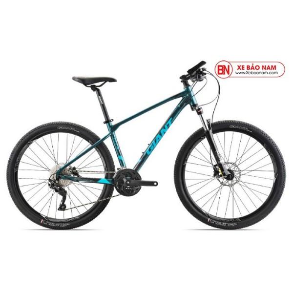 Phân phối Xe đạp ATX 860 mới  2020 màu xanh