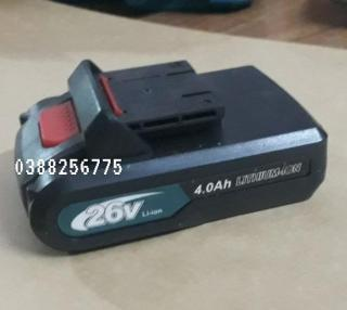 Pin 26V cho các dòng máy khoan pin (5cel pin) thumbnail