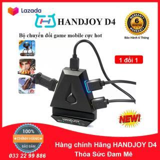 Bộ Chuyển Đổi Handjoy D4 - Dock chuyển đổi chơi game PUBG, ROS, FreeFire bằng Chuột và Phím thumbnail